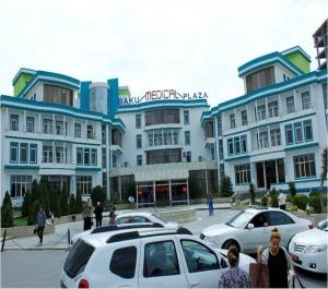 Baku Medikal Plaza - Bebek