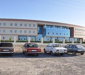 Agdash Regional Hospital