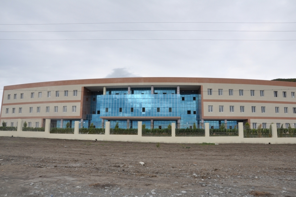 Sheki Regional Hospital